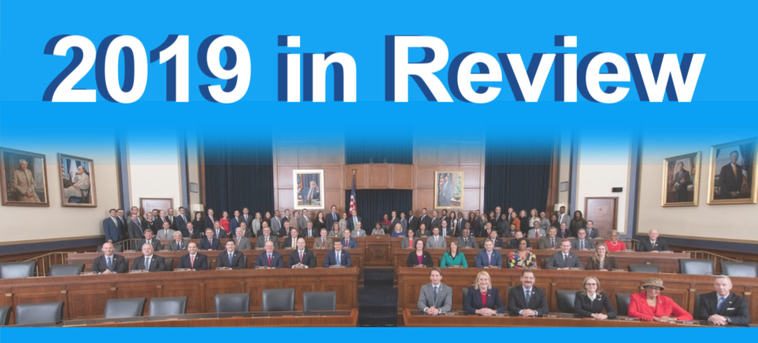Committee Releases 2019 Highlights and Legislative Successes on Behalf of Hardworking Americans